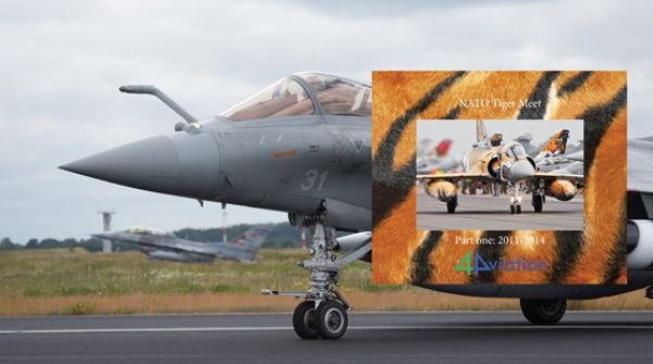 Book - Nato Tiger Meet 1 (2011-2014)