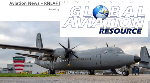 Global Aviation Resource - Fokker 50