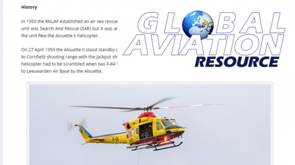 Global Aviation Resource - AB412